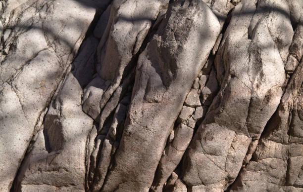 Rock Texture Reavis Creek stock photo