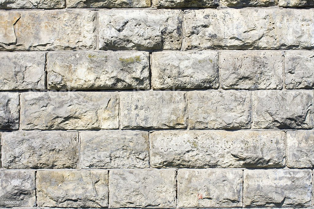 Rock Wall Texture / Background stock photo