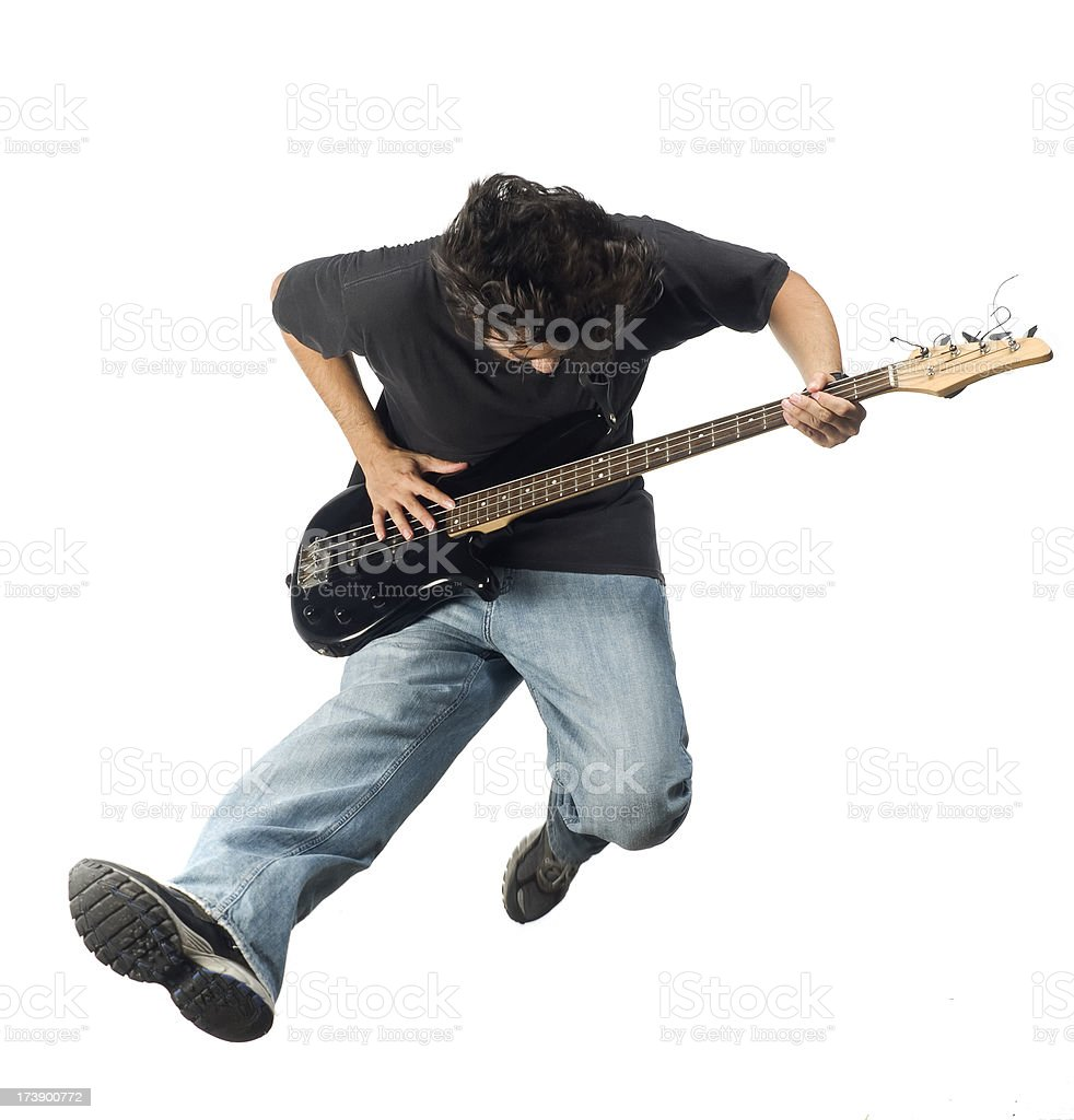 Rocker stock photo