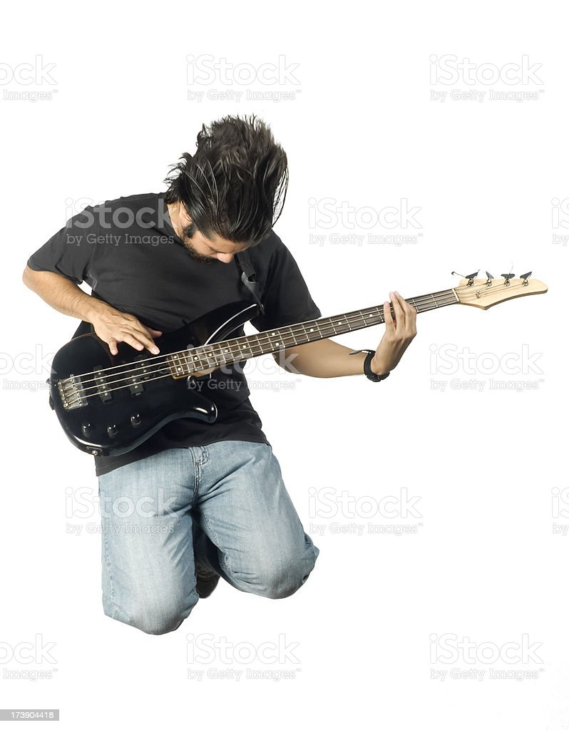 Rocker royalty-free stock photo