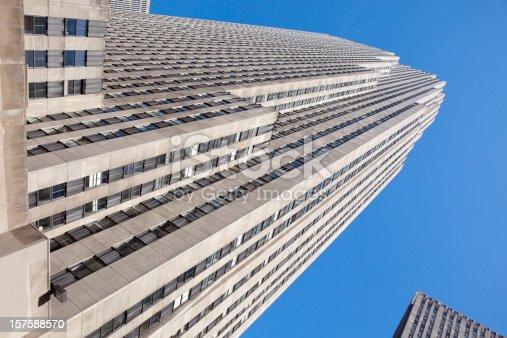 Rockerfeller Building in New York City