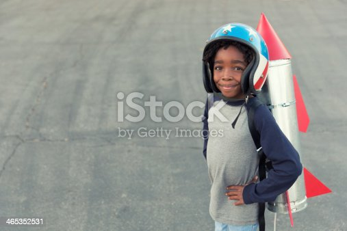 472091427 istock photo Rocket Boy 465352531