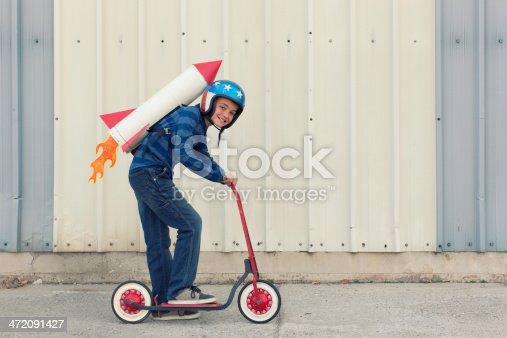 istock Rocket Boy 472091427
