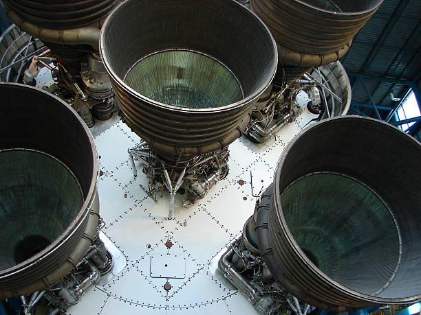 Rocket Motor boosters – Foto