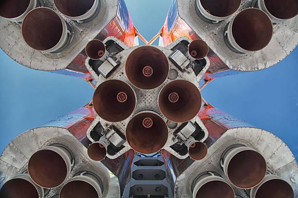 Rocket Motor nozzles – Foto