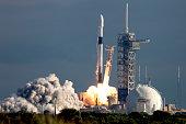Falcon 9 Rocket Launch