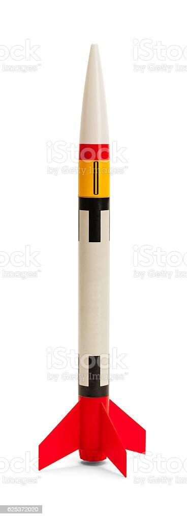 Rocket stock photo