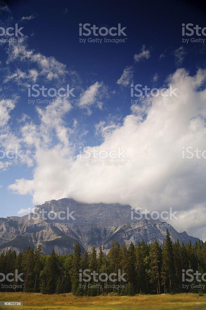 Rockies royalty-free stock photo