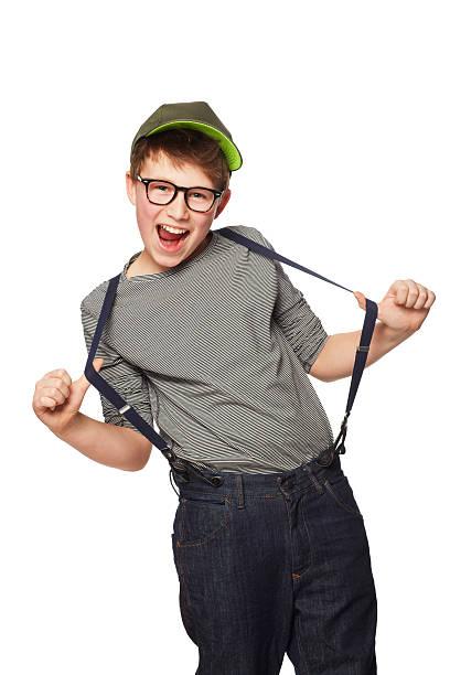 rocking his suspenders - pantolon askısı stok fotoğraflar ve resimler