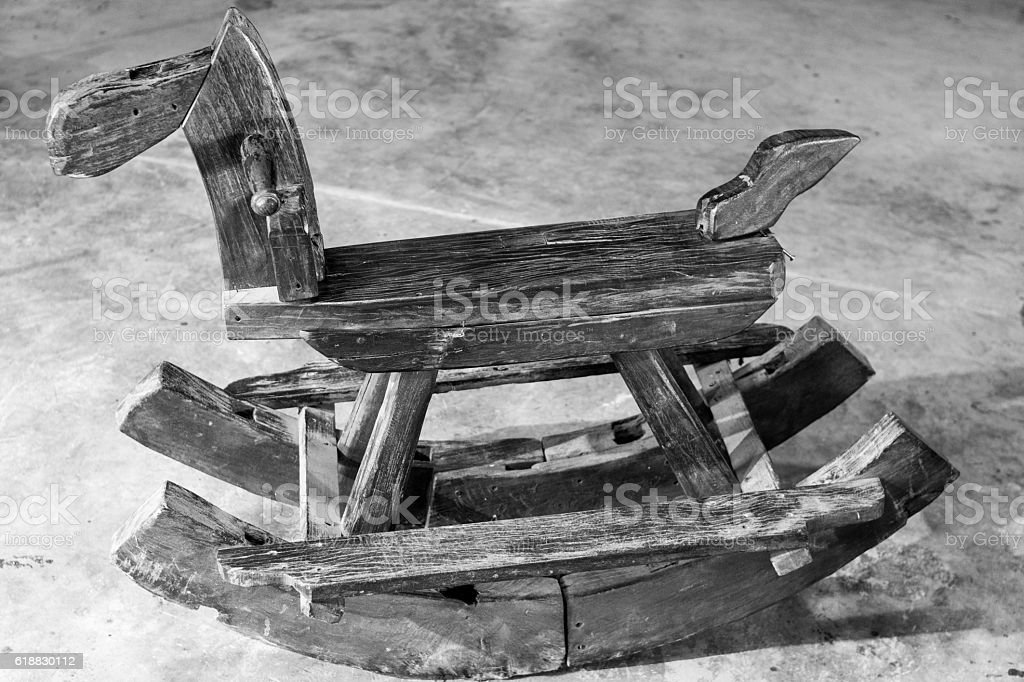 Rocking Horse Stock Photo Download Image Now Istock