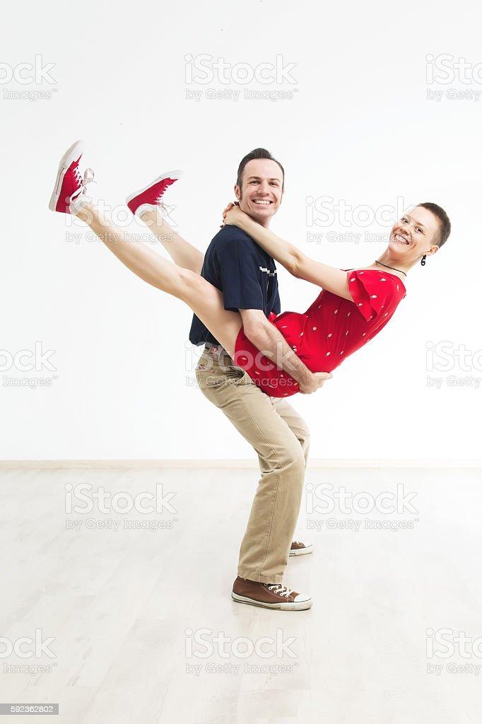 Lieblings Rocknroll Dance Boogie Woogie Stock-Fotografie und mehr Bilder von @YU_02