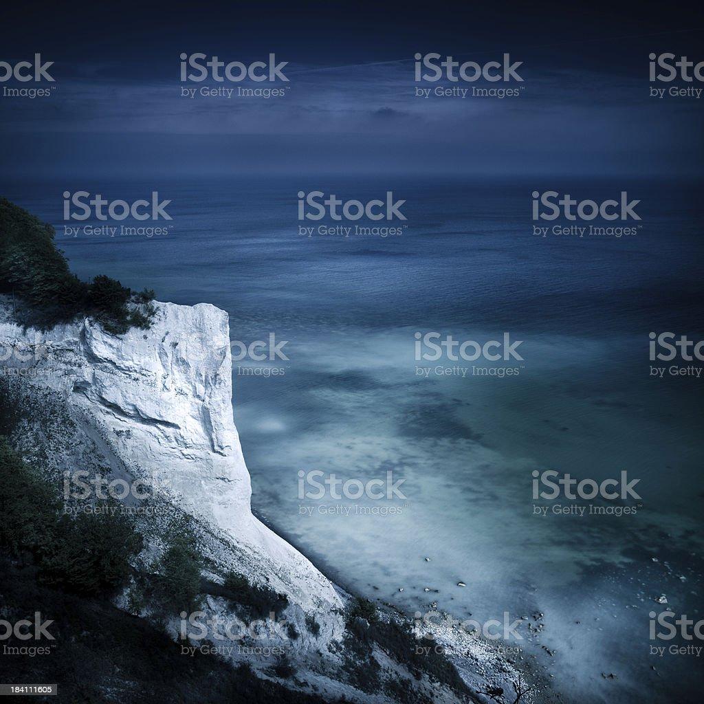 Rocks and sea. royalty-free stock photo