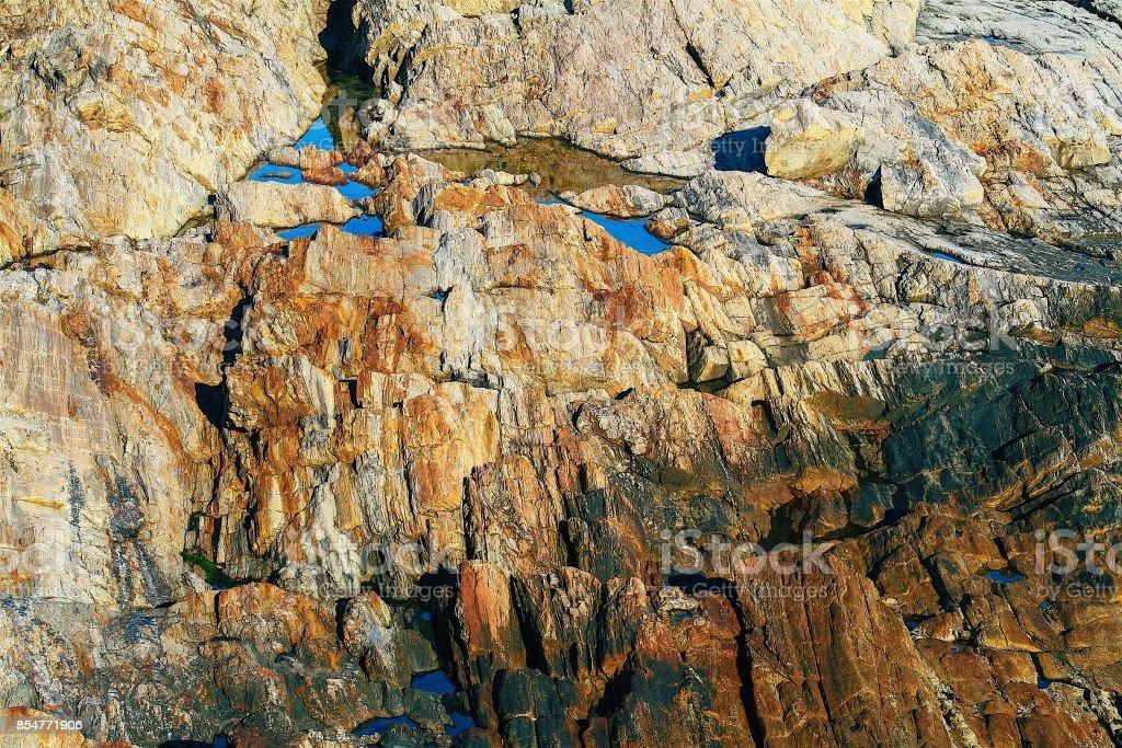 Rocks, Ocean, Rocky, Mountain stock photo