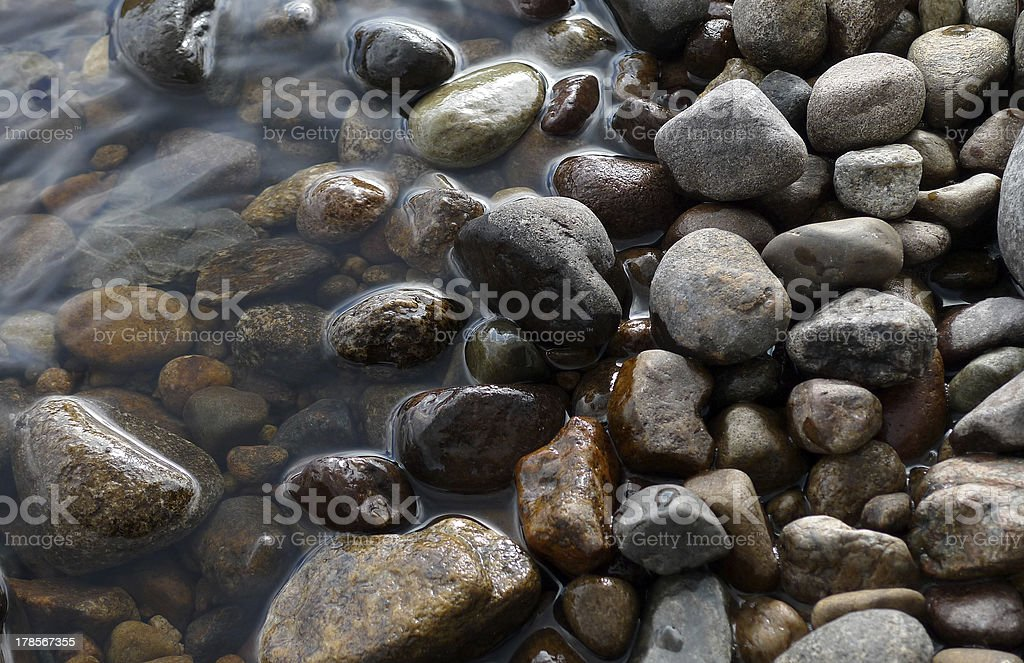 Rocks. royalty-free stock photo
