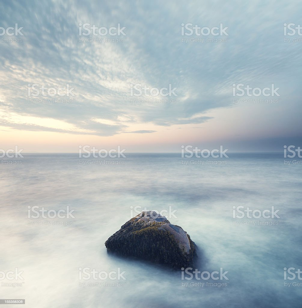 Rockscape royalty-free stock photo