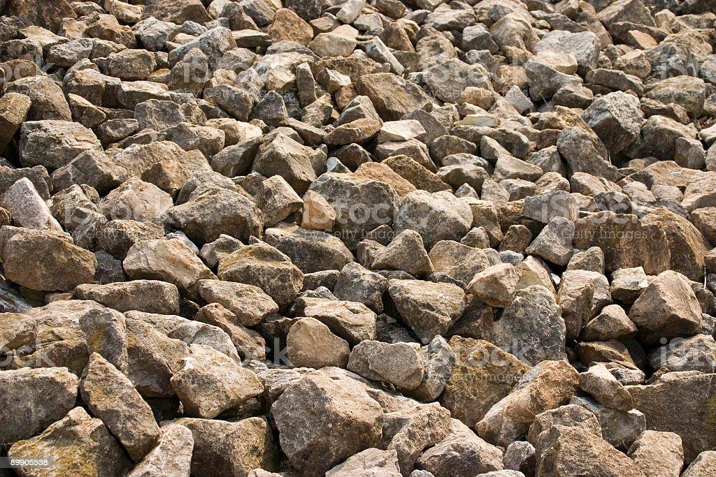 Каменистая фон Стоковые фото Стоковая фотография