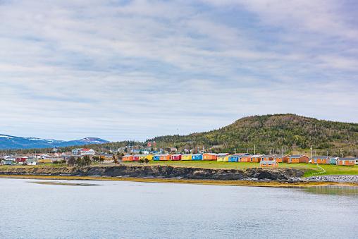 Newfoundland Island,  Canada.