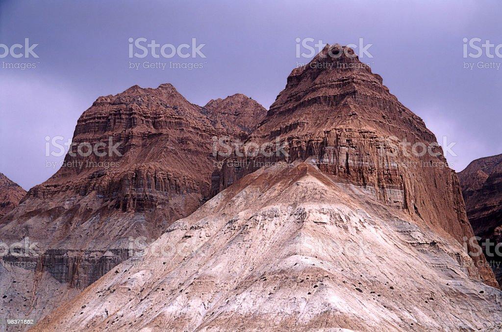 rocky hills royalty-free stock photo