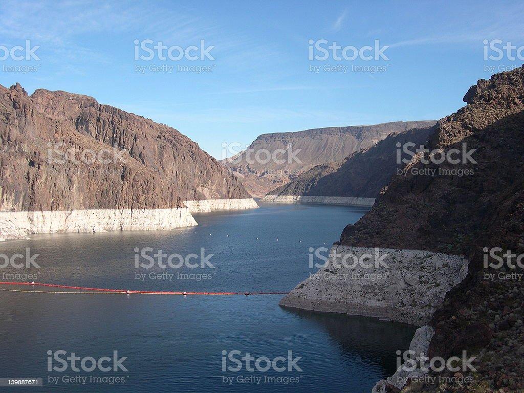 Rocky Lake (1) royalty-free stock photo