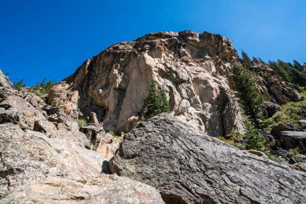 rocky mountain uçurum yüzünden uzak bağımsızlık pass - independence day stok fotoğraflar ve resimler
