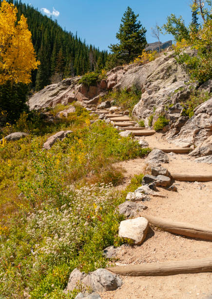Rocky Mountain Nationalpark, Colorado im Herbst – Foto