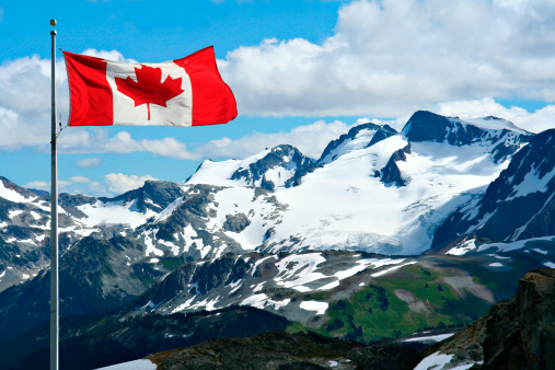 Rocky Mountains Stock Photo - Download Image Now