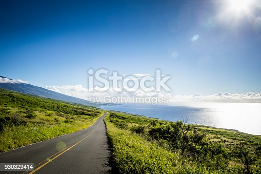 istock Rocky shorline on Maui, Hawaii. 930329414