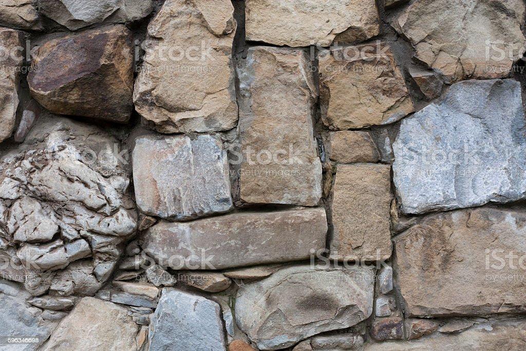 rocky, stony texture photo royalty-free stock photo