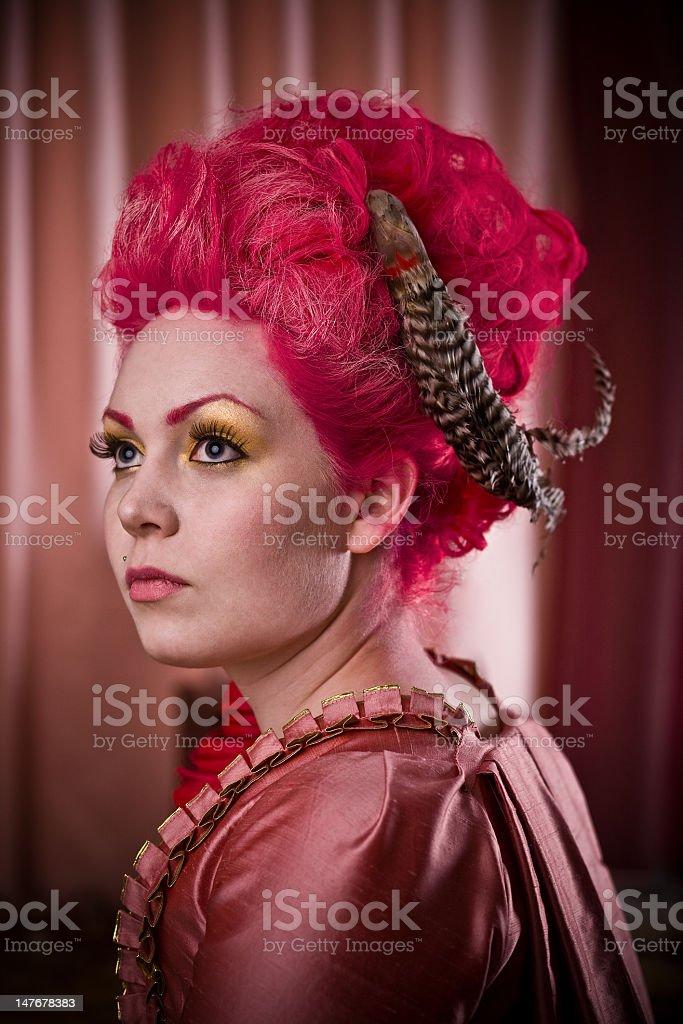 Rococo Revisited stock photo