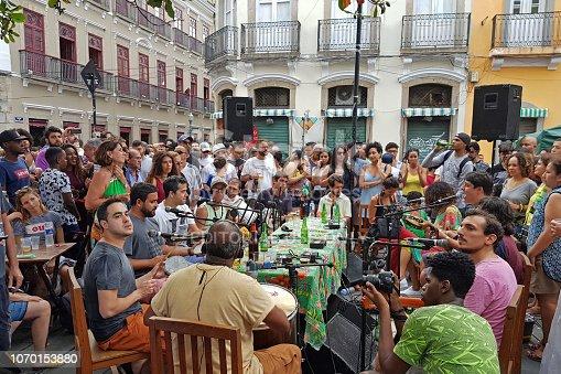 istock Roda de Samba 1070153880