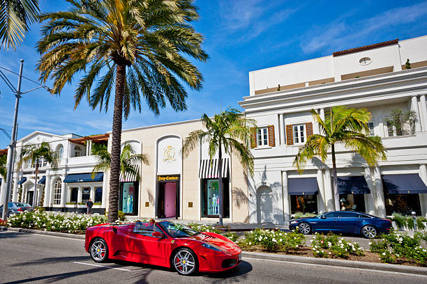 Rodeo Drive, Beverly Hills – Foto