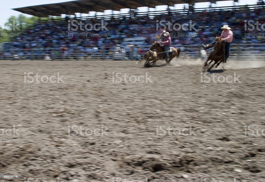 Rodeo royalty-free stock photo