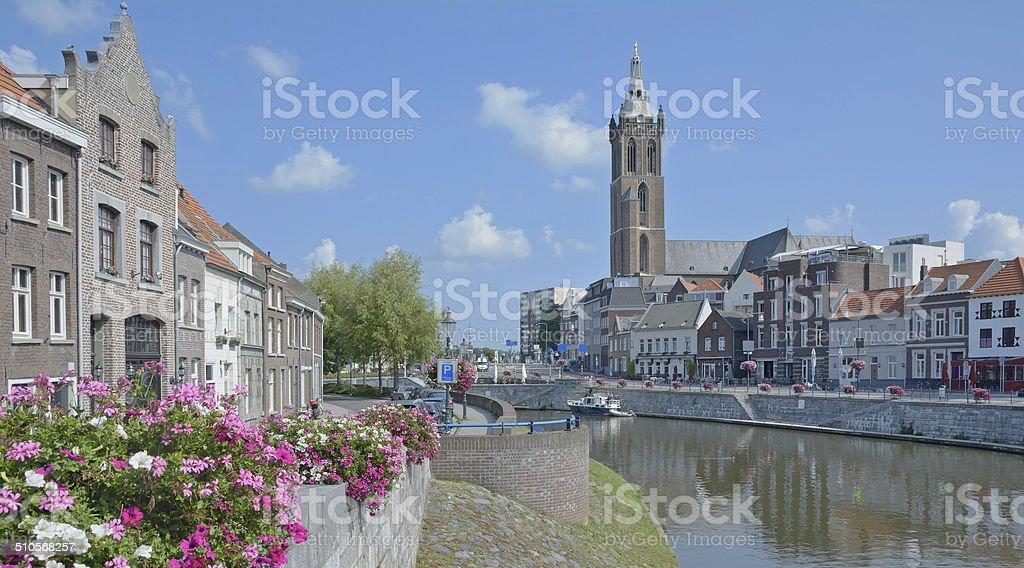Roermond,Limburg,Netherlands stock photo