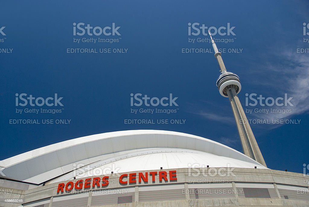 Rogers Centre stock photo