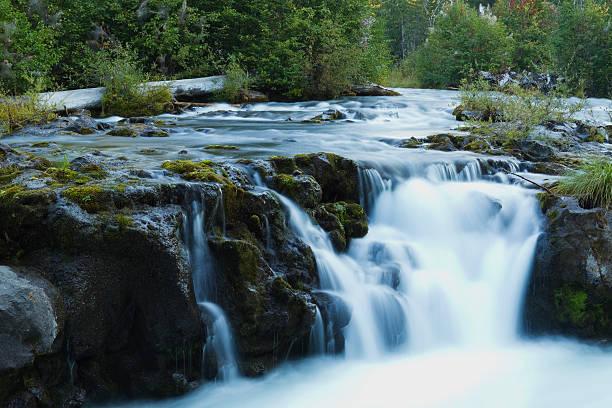 Rogue River Falls stock photo
