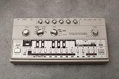 istock Roland TB-303 bass-line synthesizer 96370578