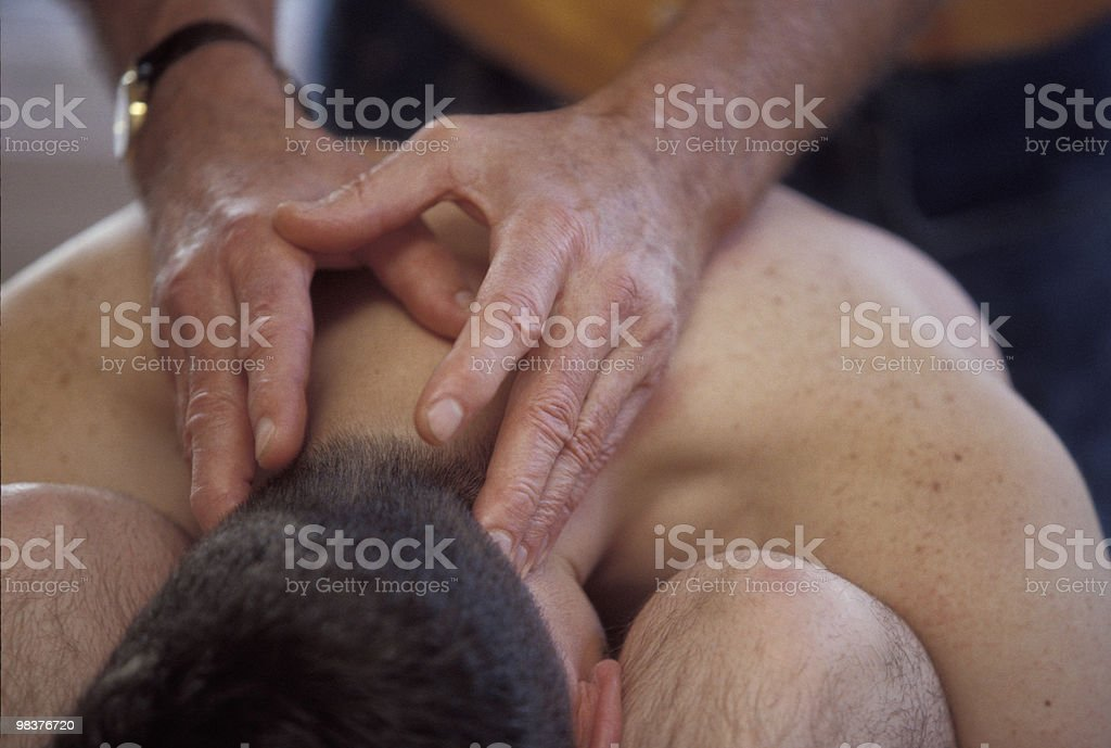 Rolfing royalty-free 스톡 사진