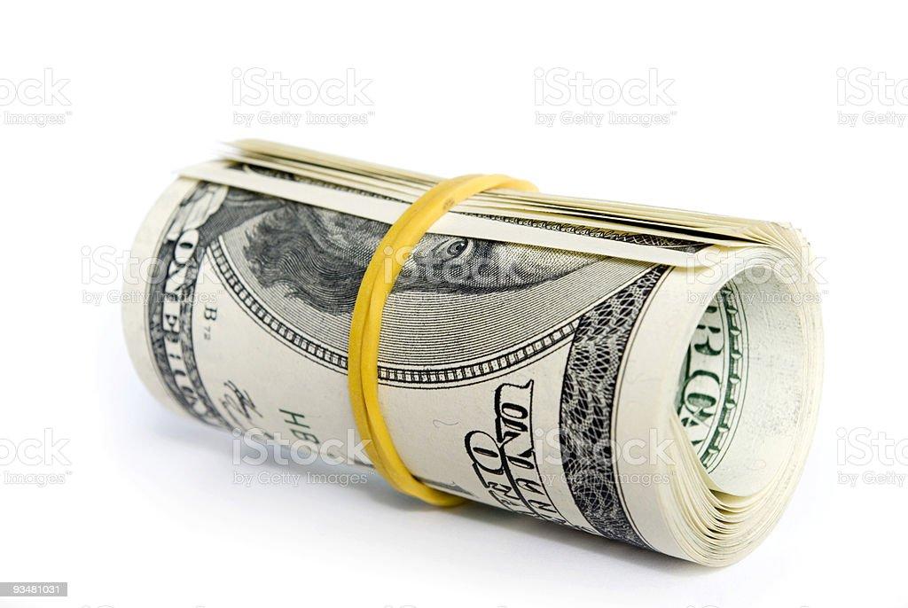 구르다 의 달러 - 로열티 프리 0명 스톡 사진