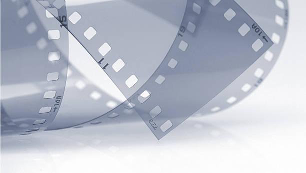 Rollo de película toma en estudio - foto de stock