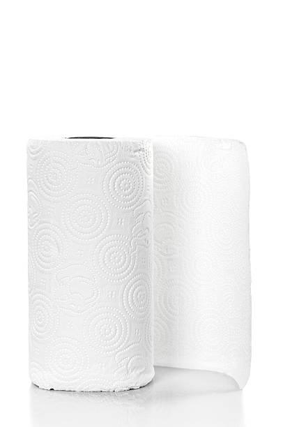 Roll von Küchenrollenpapier – Foto