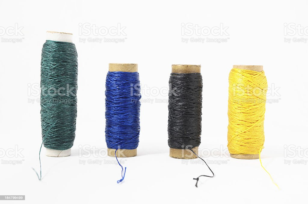 Roll of Twine royalty-free stock photo