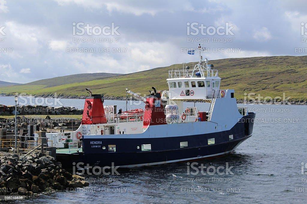 Royalty Free Shetland Islands Ferry Scotland Transportation ...