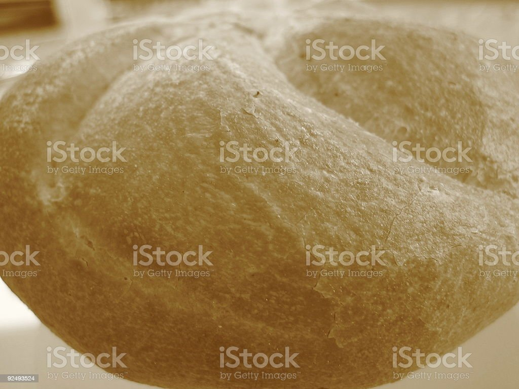 Roll royalty-free stock photo