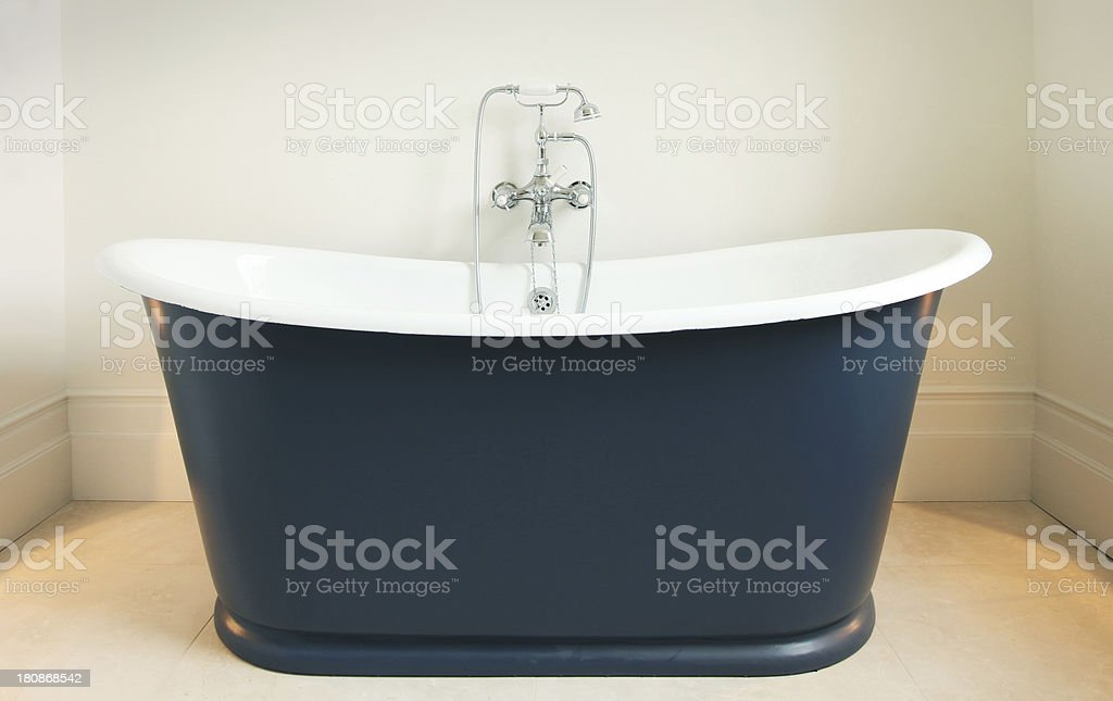 Roll Top bath royalty-free stock photo