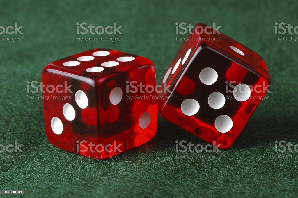 Roll with it stock photo