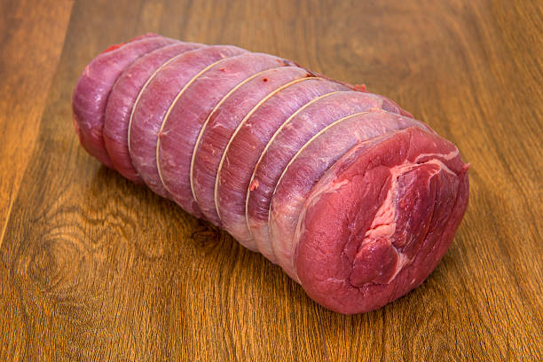 Rolled Brisket of beef joint