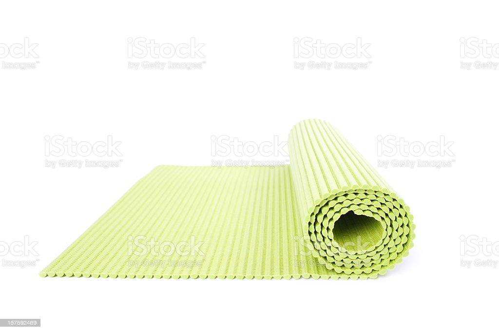 Développée tapis de yoga - Photo