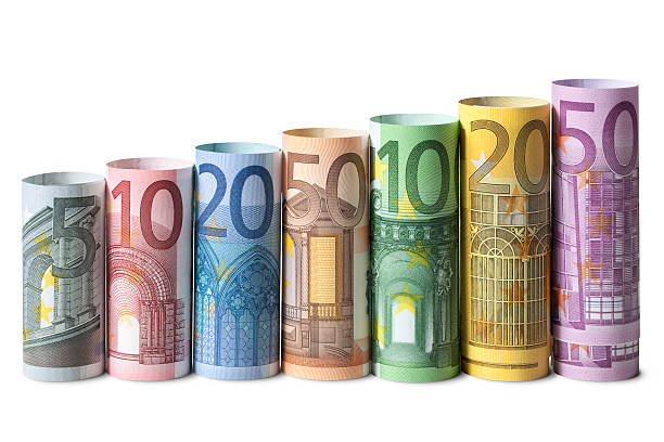 Rolled up euro banknotes Rolled up euro banknotes. Some similar pictures from my portfolio: euro symbol stock pictures, royalty-free photos & images