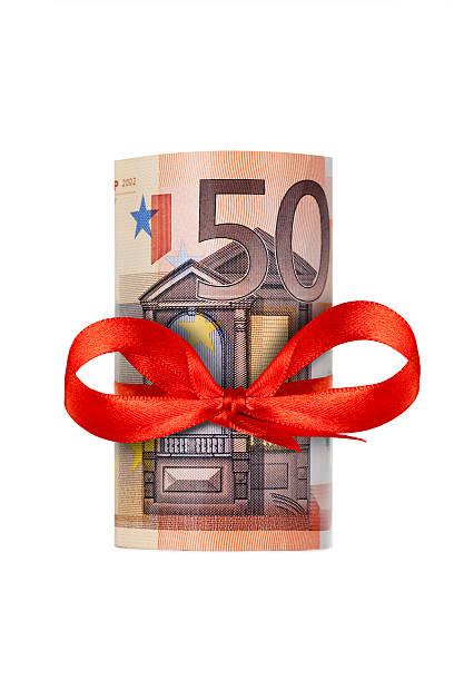 Hochgekrempelte 50 euro – Foto