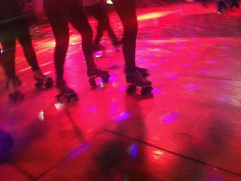Roller Blade Disco